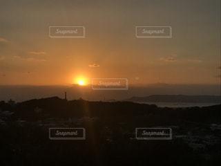 夜明けの写真・画像素材[1529923]