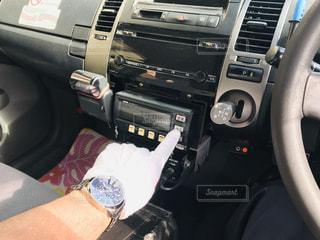 タクシードライバー。の写真・画像素材[1646330]