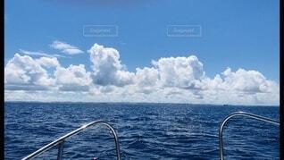 夏の沖縄にてボート釣り。の写真・画像素材[3938323]