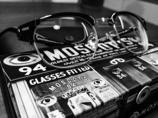 メガネの写真・画像素材[4805334]