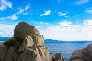 雄大な自然を感じられる景色の写真・画像素材[4872590]