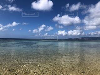 キレイな海の写真・画像素材[4813203]