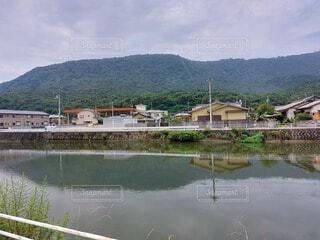山川の景色の写真・画像素材[4816555]