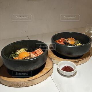 韓国料理の写真・画像素材[4817286]