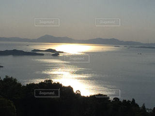 瀬戸内海の写真・画像素材[1003725]
