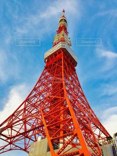 東京タワーの写真・画像素材[1007709]