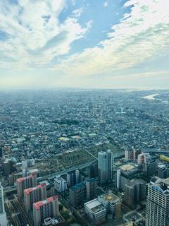 都市の眺め あべのハルカスよりの写真・画像素材[2819739]