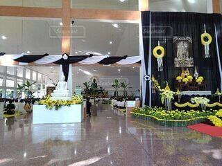 タイ王国の弔事の写真・画像素材[4825430]