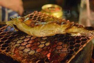 焼き魚の写真・画像素材[4823509]