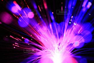 クローズ アップの光のの写真・画像素材[1128875]