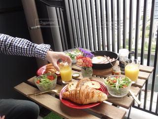 朝食の写真・画像素材[300136]