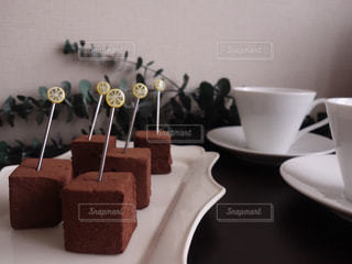 チョコレートの写真・画像素材[551998]