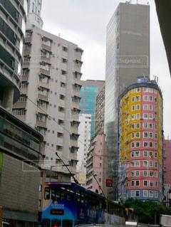 香港の街並みの写真・画像素材[591827]