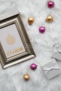 クリスマスプレゼントの写真・画像素材[824040]