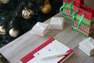 クリスマスカードの写真・画像素材[923430]