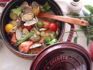 食品のボウルの写真・画像素材[1016789]