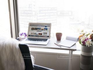 ホームオフィスの写真・画像素材[1031092]