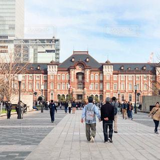 東京駅の写真・画像素材[1080475]