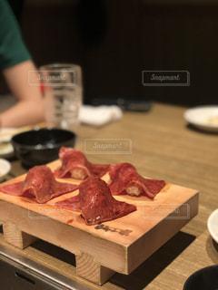 肉寿司の写真・画像素材[1341397]