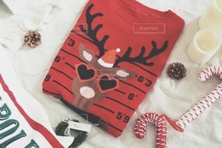 Ugly Christmas Sweaterの写真・画像素材[3949703]