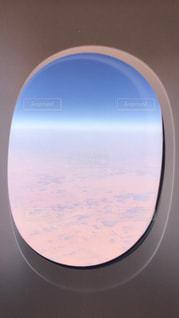 飛行機の窓の表示 - No.814270