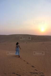 砂漠の写真・画像素材[814953]