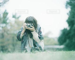 女性の写真・画像素材[217533]