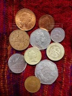コインの写真・画像素材[4930323]