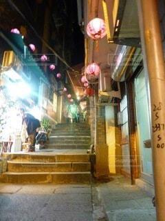 台湾の夜の写真・画像素材[4839463]