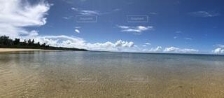 綺麗な海の写真・画像素材[4873675]