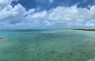 綺麗な海の写真・画像素材[4873659]