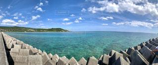綺麗な海の写真・画像素材[4873684]