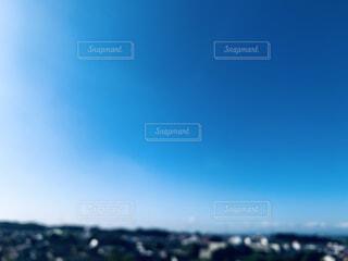 ぼかし空の写真・画像素材[4924403]