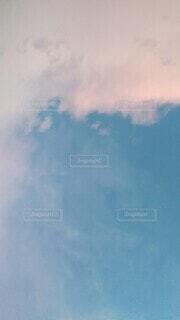 空の雲の写真・画像素材[4845731]