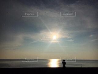 夕日の写真・画像素材[4874835]