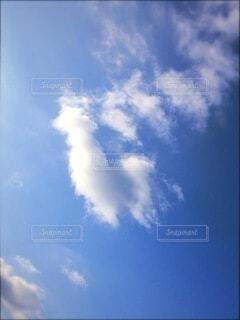 アルパカ雲の写真・画像素材[4875028]