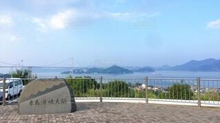来島海峡大橋の写真・画像素材[4852100]