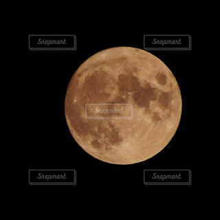 満月の写真・画像素材[4853090]