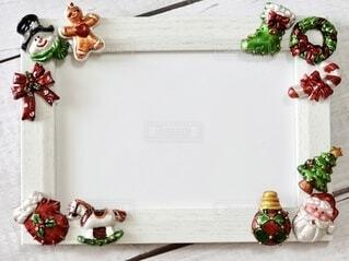 クリスマスカードの写真・画像素材[4871645]