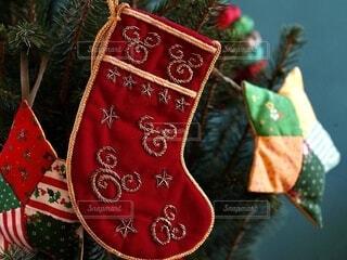 クリスマスのデコレーションの写真・画像素材[4906246]