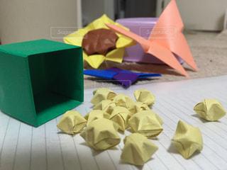 手作り,折り紙,おりがみ,紙,てづくり,手裏剣,小物入れ