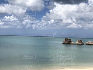 風景・ビーチ2の写真・画像素材[4859402]