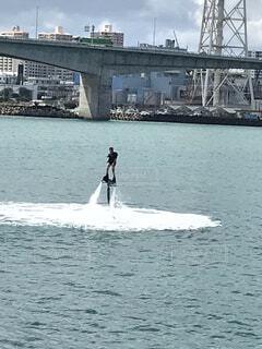 水上スキー14の写真・画像素材[4859406]