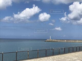 穏やかな海2の写真・画像素材[4859423]