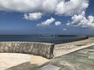 海岸沿い4の写真・画像素材[4859571]