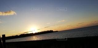 夕陽10の写真・画像素材[4859982]