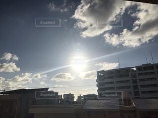 太陽4の写真・画像素材[4879965]