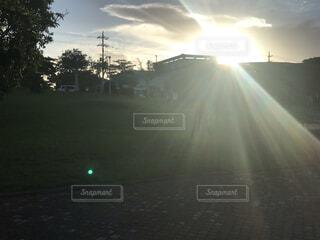 夕焼け2の写真・画像素材[4909713]