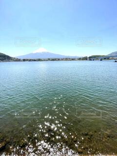 水の体の写真・画像素材[4875668]