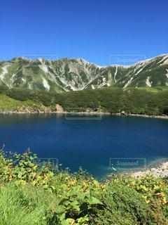 夏のみくりが池の写真・画像素材[1034558]